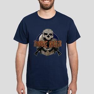 Tactical zombie killer Dark T-Shirt