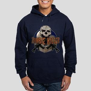 Tactical zombie killer Hoodie (dark)