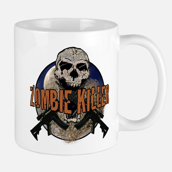 Tactical zombie killer Mug