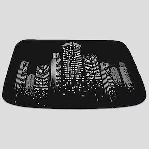 Cityscape Bathmat