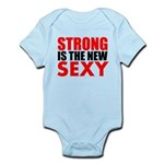 STRONG IS THE NEW SEXY Body Suit