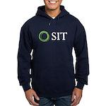 Hoodie Sweatshirt (2 Color Options), Dark