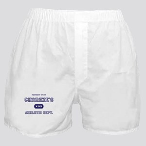 Chorkie Boxer Shorts