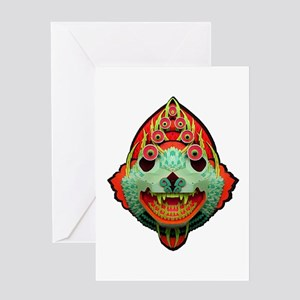 THE HAPPY ONE Greeting Cards