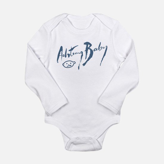 """""""Achtung Baby"""" Body Suit"""