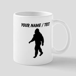 Custom Bigfoot Silhouette Mugs