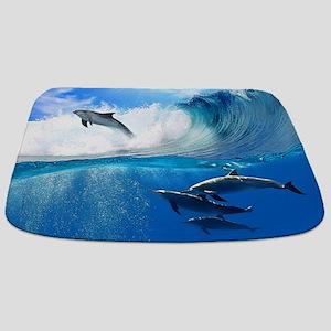 Dolphins Bathmat