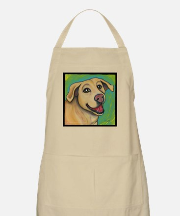 Yellow Lab Sophie Apron