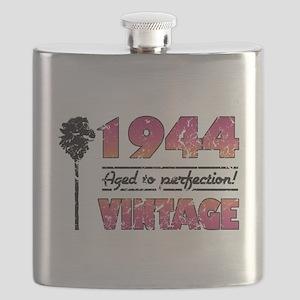 1944 Vintage (Palm Tree) Flask