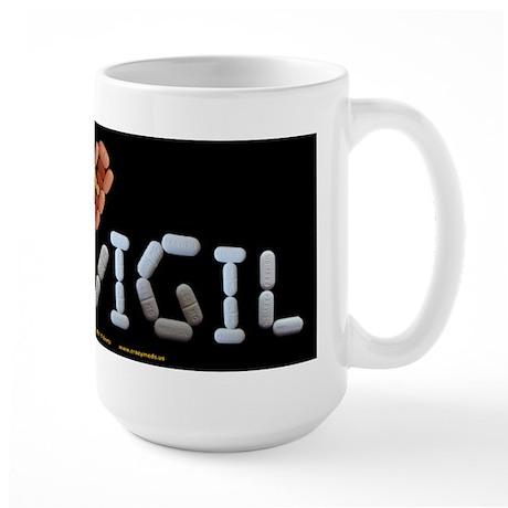 I <3 Provigil Large Mug