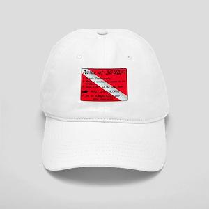 Rules of SCUBA Cap