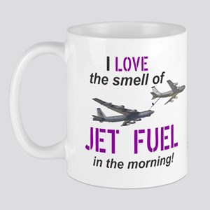 Kc-135 I Love The Smell Of Jet Fuel Mug Mugs