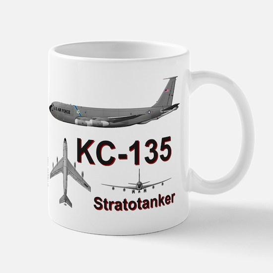 Kc-135 I Love The Smell Of Jet Fuel Mug Mugs