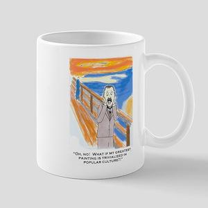 Munch screams Mugs