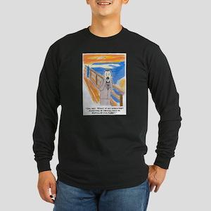 Munch screams Long Sleeve T-Shirt