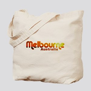 Melbourne, Australia Tote Bag