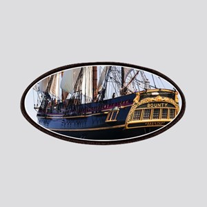 HMS Bounty Tall Ship Patches