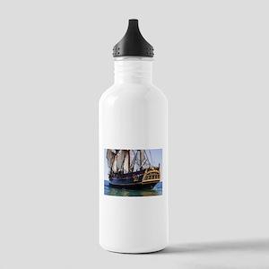 HMS Bounty Tall Ship Water Bottle
