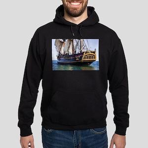 HMS Bounty Tall Ship Hoodie