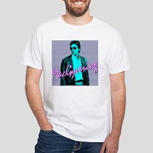 MacGyver: MacGyvering White T-Shirt
