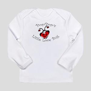 love bug poppop Long Sleeve T-Shirt