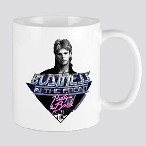 MacGyver: Business In The Front 11 oz Ceramic Mug