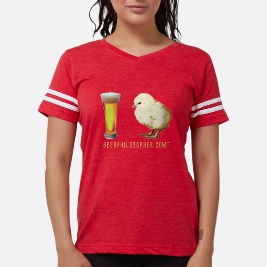 Women's Beer Chick Shir T-Shirt