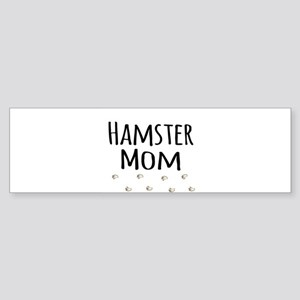 Hamster Mom Bumper Sticker