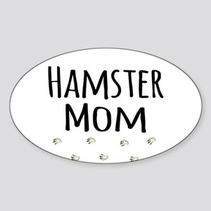 Hamster Mom Sticker