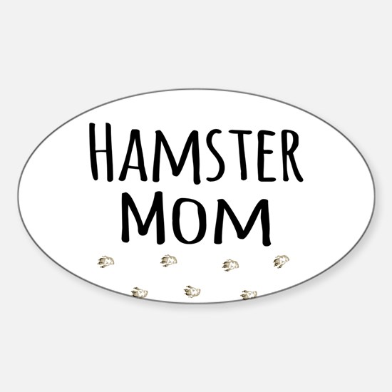 Hamster Mom Decal