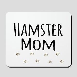 Hamster Mom Mousepad