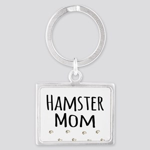Hamster Mom Keychains