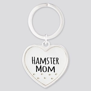 Hamster Mom Keychains