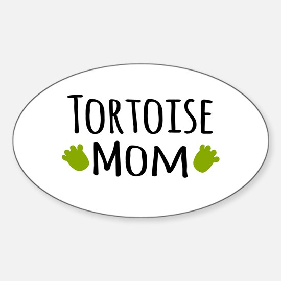 Tortoise Mom Decal