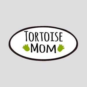 Tortoise Mom Patches