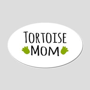 Tortoise Mom Wall Decal
