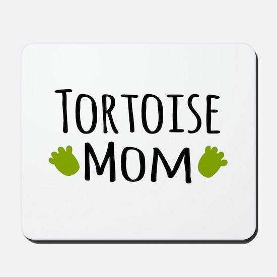 Tortoise Mom Mousepad