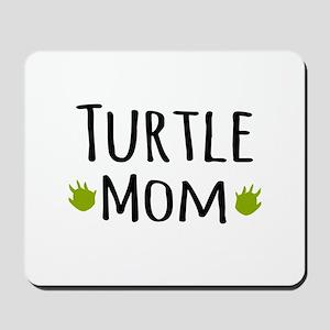 Turtle Mom Mousepad