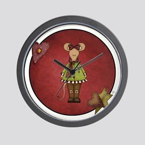 MERRY MOUSE Wall Clock