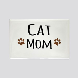 Cat Mom Magnets