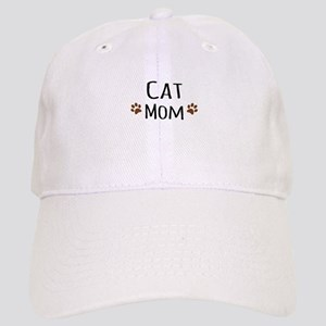 Cat Mom Baseball Cap