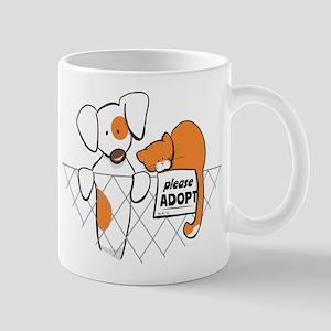 Adopt Pets Patch Rusty Mug