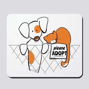 Adopt Pets Patch Rusty Mousepad