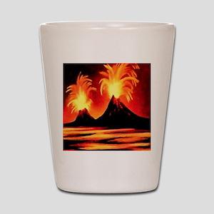 Nature-Beauty Extreme (2)SQ Shot Glass