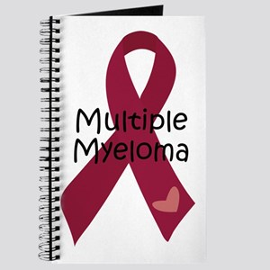 Multiple Myeloma Heart Ribbon Journal