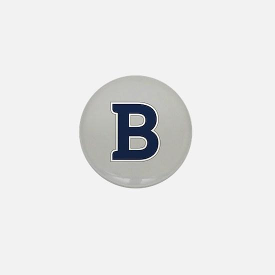 Butler University B Mini Button