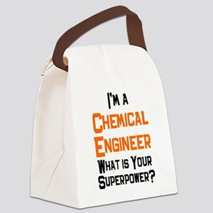 chemical engineer Canvas Lunch Bag