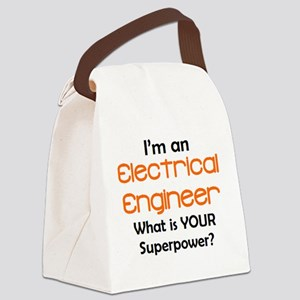 electrical engineer2 Canvas Lunch Bag