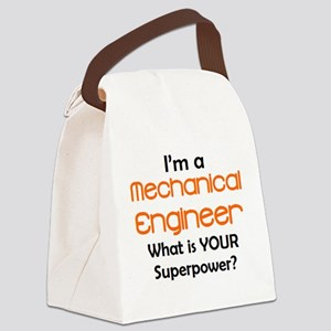 mechanical engineer2 Canvas Lunch Bag