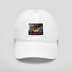 Chrome Shop Old Car Calender Baseball Cap